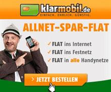 Klarmobil Allnet Spar-Flat
