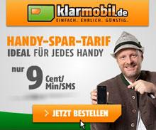 Klarmobil Handy Spar-Tarif
