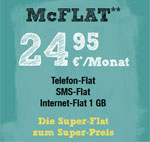 McSim McFlat