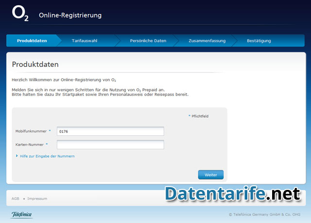 o2 sim karte aktivieren O2 Loop Smartphone Tarif Erfahrungsbericht   Datentarife.net