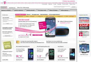 T-Mobile Datentarife