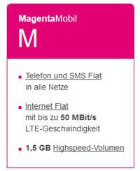 T-Mobile Magenta Mobil M