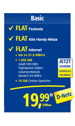 1&1 All-Net-Flat Basic