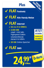 1&1 All-Net Plus Vodafone