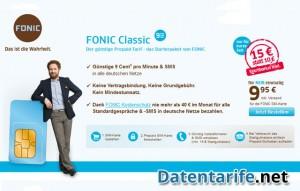Fonic Classic Prepaid Angebot