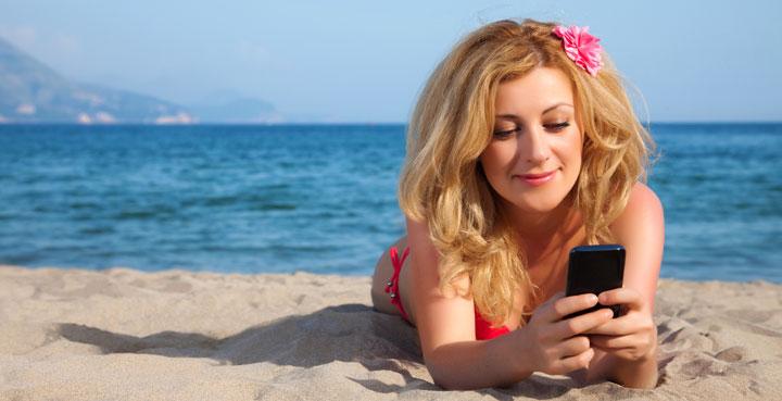 Smartphone Tarife fürs Ausland