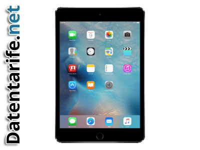 Apple iPad mini 4 (O2 Tablet)