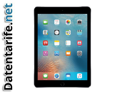 Apple iPad Pro 9.7 (O2 Tablet)