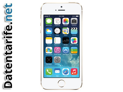 Apple iPhone 5S (1&1 Plus)