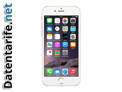 Apple iPhone 6 (Congstar)