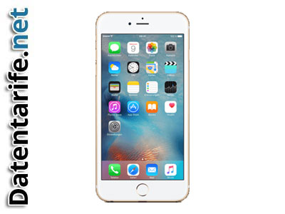 Apple iPhone 6s Plus (1&1 Plus)