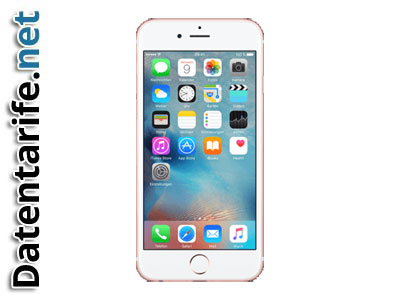 Apple iPhone 6s (Congstar)