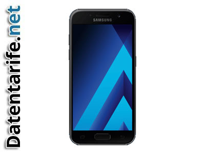 Samsung Galaxy A3 (VF Red L)