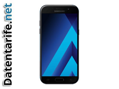 Samsung Galaxy A5 (VF Red XL)