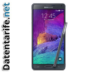Samsung Galaxy Note 4 (O2)