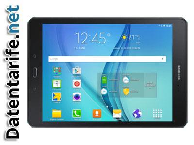 Samsung Galaxy Tab A 9,7 (O2 Tablet)